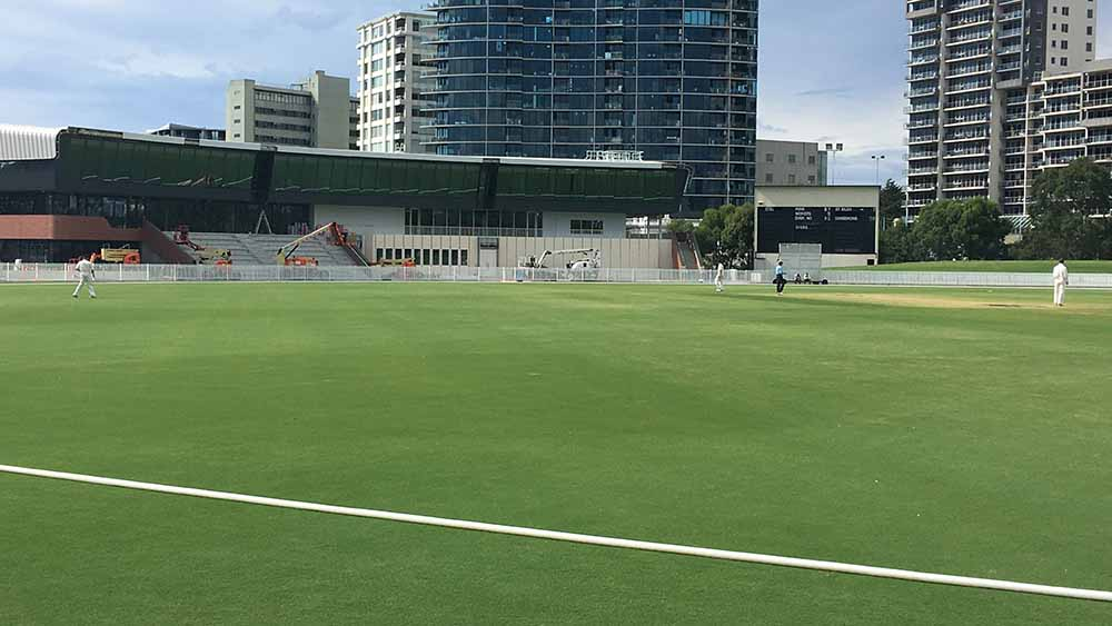 St Kilda Junction Oval Development